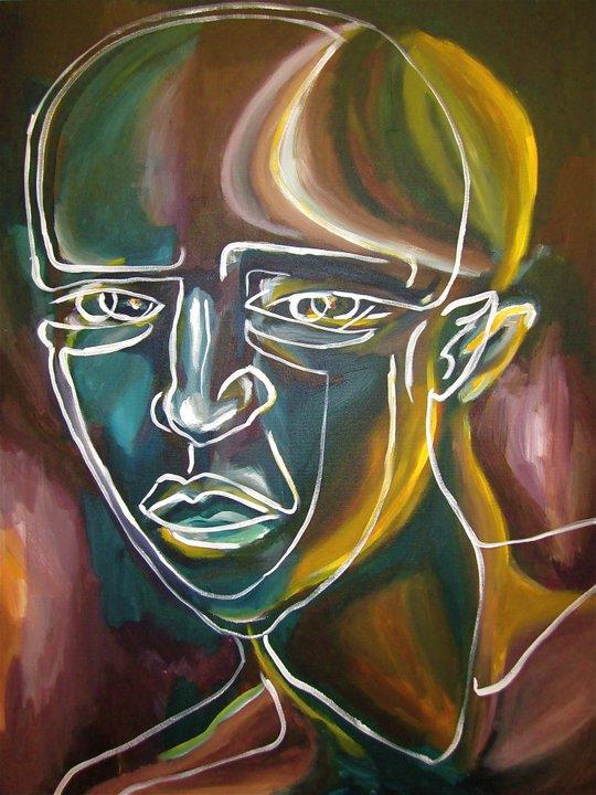 2010, akryylimaali, canvas, 60x90cm